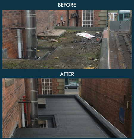 Testimonials The Flat Roofing Company Carlisle