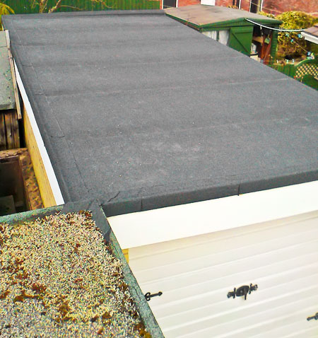 flat roof repair carlisle